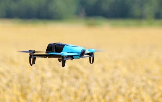 無人機應用于智慧城市解決方案