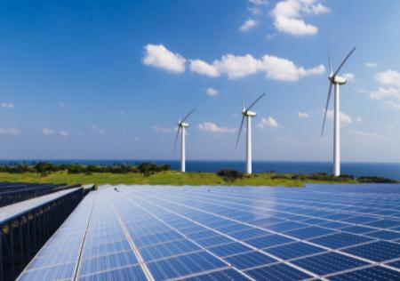 華能德州風光儲一體發電機組全并網發電,創國內路上風電單機容量之最
