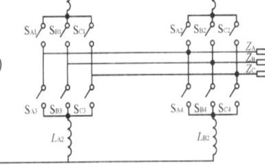采用PWM技术实现三相五电平CSI拓扑的设计