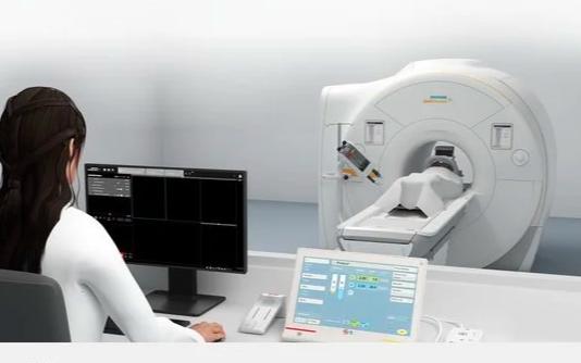 西門子醫療和拜耳展示首個磁共振同步造影成像系統接口