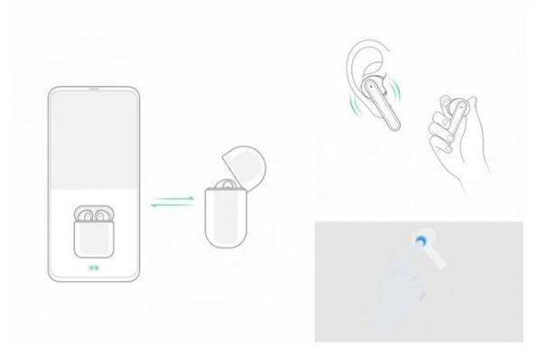 一加无线耳机OnePlus Buds曝光