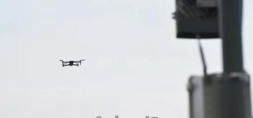 三星運用無人機和AI來維護5G基站