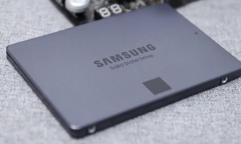 關于三星870 QVO固態硬盤內部的實測性能