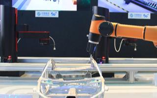 重庆移动与中移物联网、新华三集团举行战略合作暨5G+智能制造创新应用示范项目签约仪式