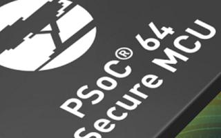 賽普拉斯量產集成AWS的物聯網設備管理安全解決方案