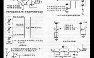 数字电位器与机械式电位器相比的优势及范围应用