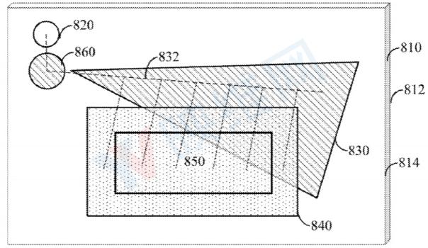 Facebook新AR专利提出用于近眼波导显示器