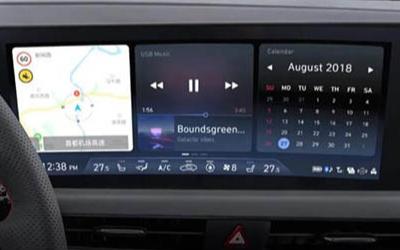 汇顶科技车规级触控方案助力新款索纳塔打造智能座舱新体验