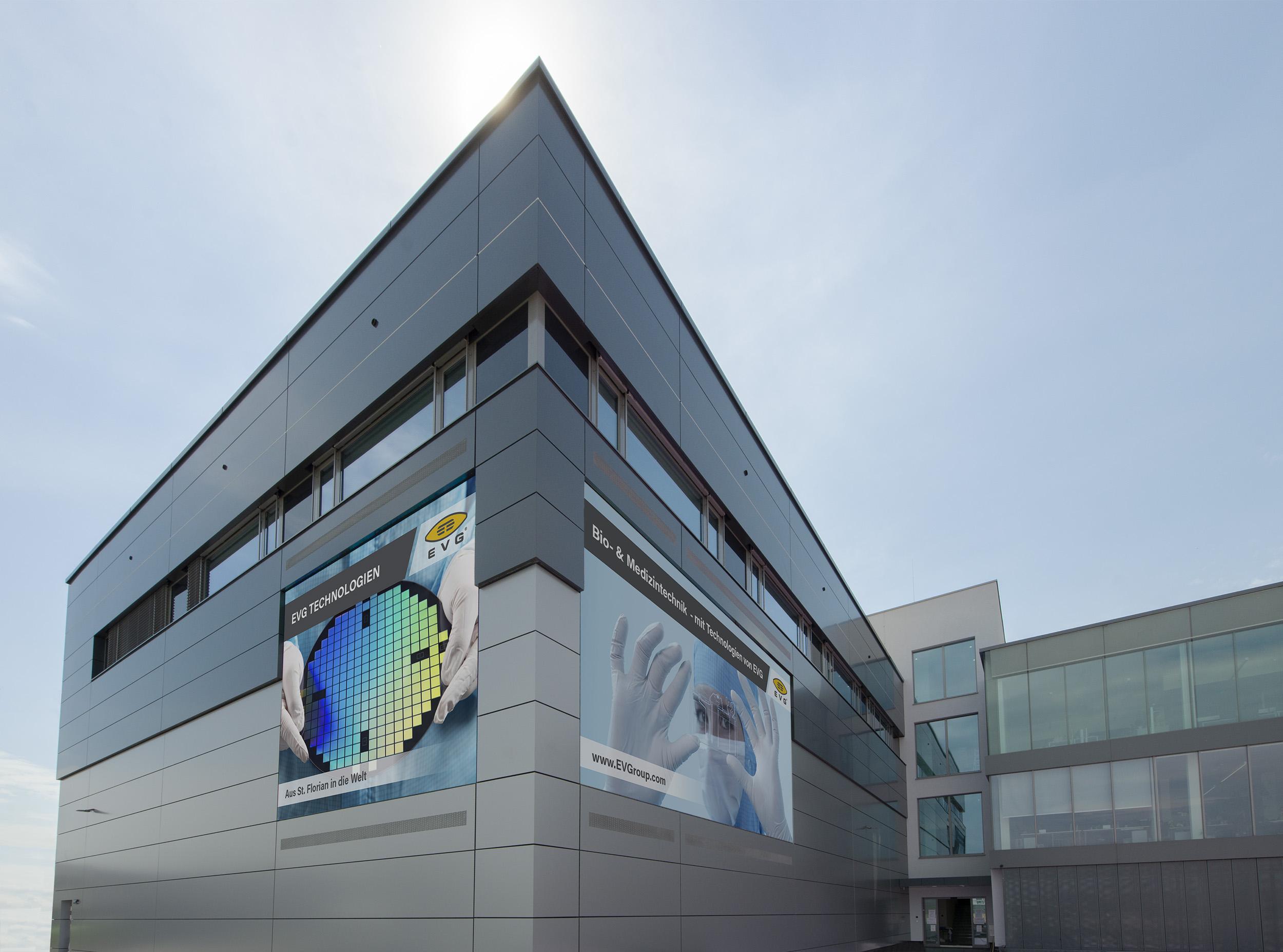 EV Group总部先进的洁净室大楼落成 处理能力增加近一倍