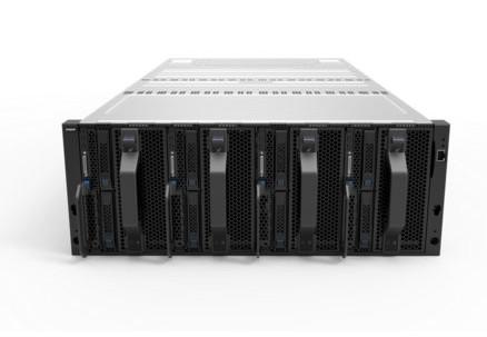 关于云数据中心下的多节点服务器
