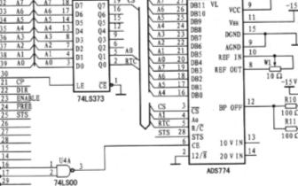 使用串行或是并行A/D轉換器在轉換時間上的差異研...
