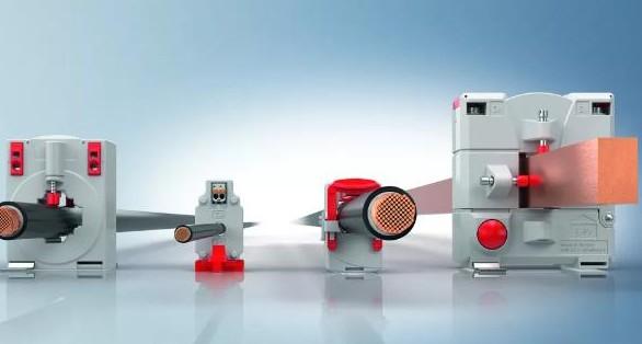 SCT电流互感器产品系列涵盖了电流范围从1A到5...