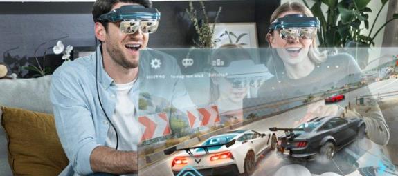 DreamGlass發布4K分辨率AR頭顯開始眾籌