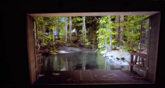 結合眼球追蹤和AI,裸眼3D虛擬屏Roomality來襲