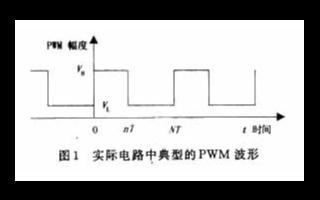 基于低通滤波器的PWM输出电压实现DAC电路的设...