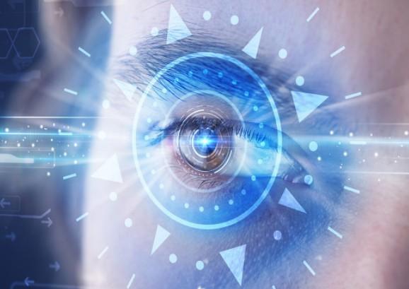 智能終端普及帶來虹膜識別新場景