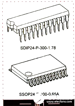 TA2104芯片在便携式收音机和耳机电路中的应用