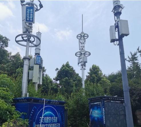 福建移动成功在福州海峡国际会展中心开通5G 20...