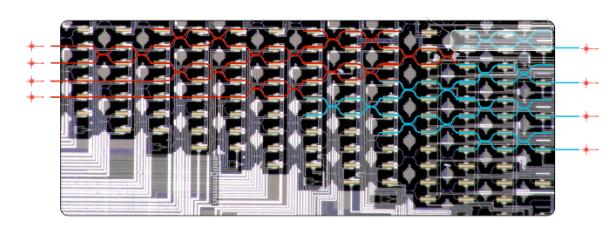 阐述点亮智能光子的光子神经网络