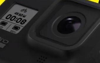 GoPro Hero 9可能具有大型彩色LCD液...