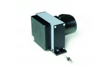 拉线编码器坚固的铝制外壳以及抗冲击的塑料能够耐受最恶劣的使用条件