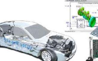 使用图形化LabVIEW软件对BMW氢能7系发动机控制器的硬件进行测试