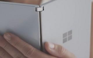 微软即将推出的Android驱动的Surface Duo