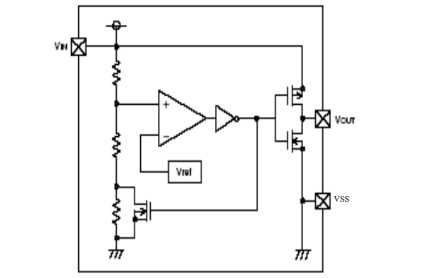 PW4200電壓檢測芯片的數據手冊免費下載