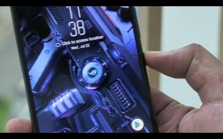 华硕最近发布了具有一些荒谬规格的ROG Phone 3