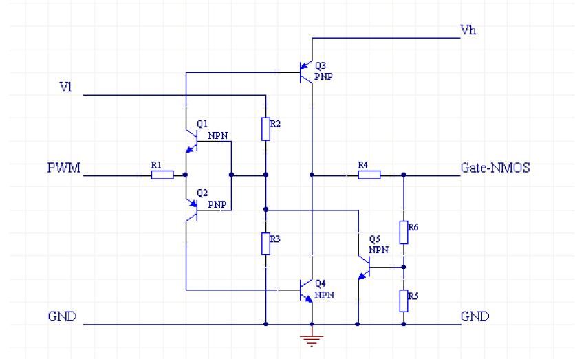 MOSFET管的驱动电路设计资料总结