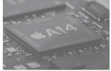 苹果A14处理器谍照曝光,加持iPhone 12...
