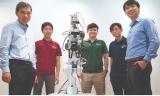 國大研究人員創造人造皮膚來幫助機器人感覺