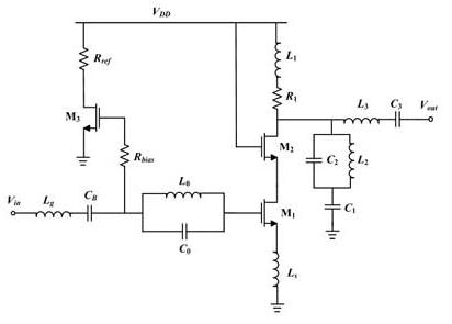 采用并行式多频段LNA实现低噪声放大器电路的设计
