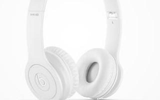 利用Beats上的这套Solo HD耳机的限时促销,价格为99.99美元