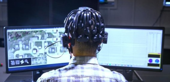 模擬游戲玩家腦電波 將用于軍用人工智能研發