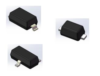 揚杰科技推出的超低VF肖特基產品 主要用于防反電路、DV/DC轉換器等行業