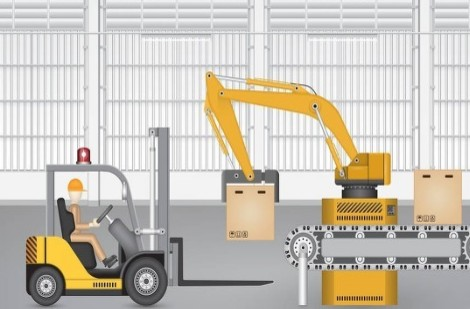 智能化/自动化/高效化生产模式,为传统制造业实现转型升级探索新通道