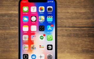 苹果已经启动了iPhone X的显示模块更换程序