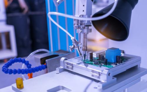 机器视觉检测方法可大大提高生产效率和生产的自动化程度