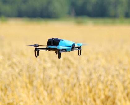 无人机使用的控制信号大多在哪些常规民用频段?