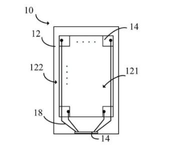 解析TCL华星光电LCD屏幕指纹识别专利