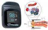 Nonin以預認證低功耗藍牙模塊加速生產血氧儀,...
