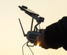 无人机的数据传输通讯方式和高精度应用形式有哪些