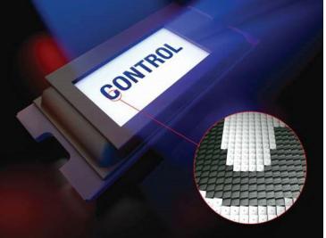用于汽车外部照明的 DLP® 动态地面投影技术