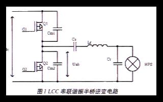 基于LCC串并联谐振技术实现HPS电子镇流器滑频...