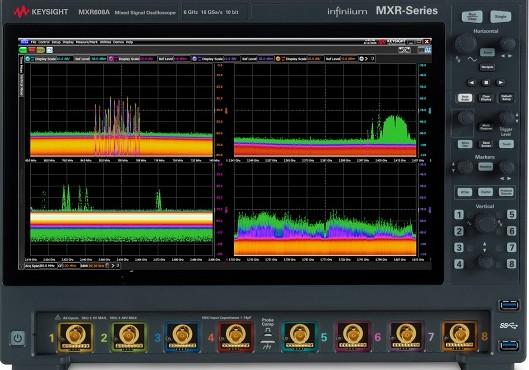 德科技Infiniium MXR系列示波器特点