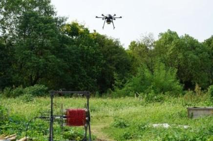 系留式无人机应急通信高空基站的特点