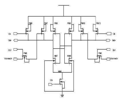 高速比较器电路的设计实现和仿真实验分析