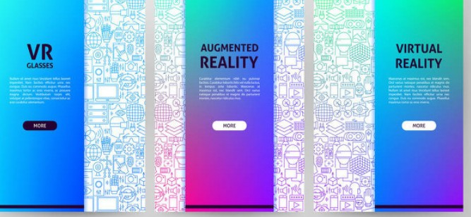 """未来AR设备或将取代智能手机,打开一个""""无实屏""""..."""