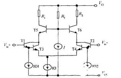 一种宽带、高速运算放大器的设计